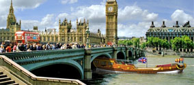 London - Destination of the Year 2012